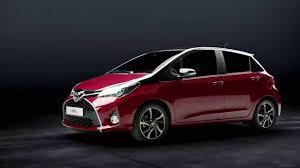 2016 Toyota Yaris Hybrid - YouTube