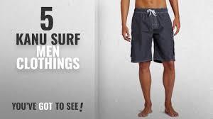 Kanu Surf Extended Size Chart Top 10 Kanu Surf Men Clothings Winter 2018 Kanu Surf Mens Barracuda Trunk Charcoal X Large