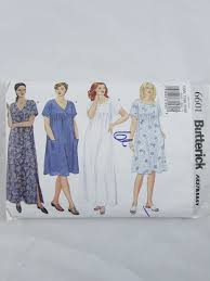 Butterick Plus Size Patterns Extraordinary Butterick Plus Size Dress Pattern 48 Uncut Dress Patterns And