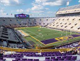 Lsu Tiger Stadium Section 420 Seat Views Seatgeek