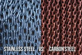 What's the Difference Between <b>Stainless Steel</b> and Carbon Steel ...