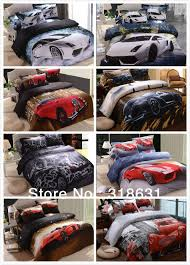 Shop Sheets & Sets Online, Hot New Listing Modern Fashion Sports ... & Hot New Listing Modern Fashion Sports Car Printed Duvet Cover Comforter  Bedding Sets 4 or 5pcs Full Queen Cotton Oil Painting Adamdwight.com