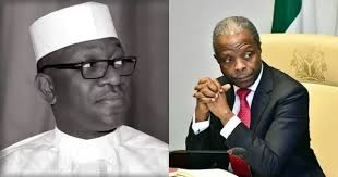 Image result for osinbajo vs jibrin