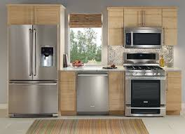 Stainless Kitchen Appliance Packages Kitchen Stainless Steel Kitchen Appliance Package Within