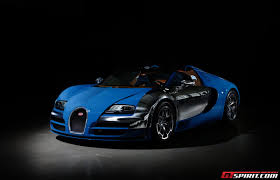 Official: Bugatti Veyron Grand Sport Vitesse Meo Costantini - GTspirit