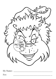 Small Picture Download Coloring Pages Grinch Coloring Page Grinch Coloring