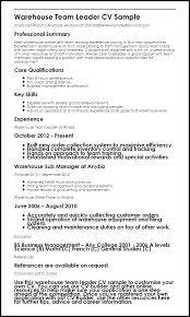 Team Leader Resume Team Lead Resume Simple Objective For Resume Team ...