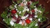 aegean shrimp salad