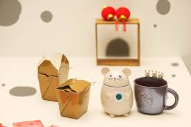 Shop for starbucks gift cards in restaurant gift cards. Starbucks Produces Cute Merchandise For The Year Of The Rat