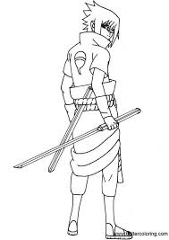 Naruto Coloring Pages Fanart Free Printable Coloring Pages