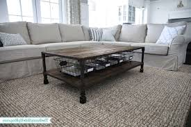 widely used coffee tables with basket storage underneath with regard to coffee table with baskets under