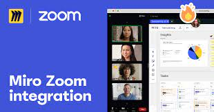 Get a whiteboard on Zoom with Miro