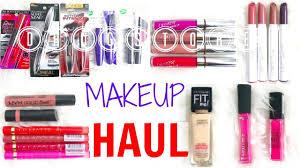 collective makeup haul 2016