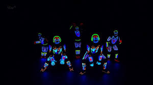 Dancers With Lights On America S Got Talent Watch Light Balance On Americas Got Talent Star 98 3