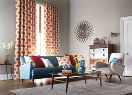 Small Picture Best Retro Living Room Curtains Photos Awesome Design Ideas