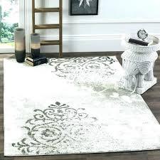 remarkable wayfair area rugs on rugs 2 vintage damask silver ivory large area rug