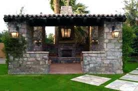 outdoor fireplace plans free fireplace plans astounding