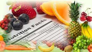 Indian Food Nutrition Chart Indian Food Nutrition Guide