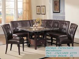 leather breakfast nook furniture.  Furniture For Leather Breakfast Nook Furniture S