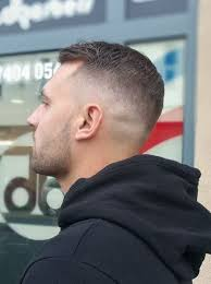 Although the powdered wigs of louis ivx are a thing of the past (boo), the short, clean cuts of today's modern male leave little to be desired. Classic Look In Side Back Fade Mens Haircuts Fade Mens Haircuts Short Mens Hairstyles Short