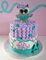 WwwchristywalterseventplanningcomwpcontentuplOwl Baby Shower Cakes For A Girl