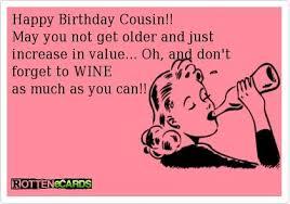 Happy Birthday Cousin Quotes Interesting Happy Birthday Cousin Quotes Amusing Ecards About Birthdays Happy