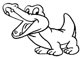 Small Picture Crocodile Coloring Pages GetColoringPagescom