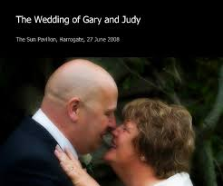 The Wedding of Gary and Judy by Jeannie and Robert Conley | Blurb Books UK