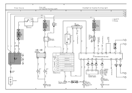 repair guides overall electrical wiring diagram 2001 overall headlight w daytime running light 2001