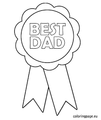 Small Picture Related coloring pagesHappy Fathers Day coloringDad Trophy