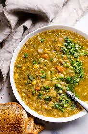 slow cooker lentil soup ifoodreal