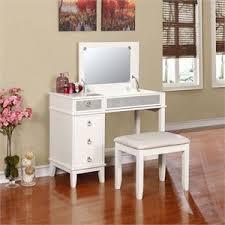White Bedroom Vanities | Cymax Stores
