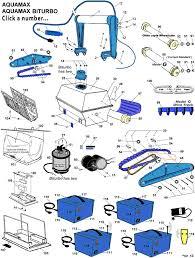 aquamax parts