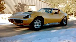 1969 Chevrolet Corvette Baldwin Motion   S203.1   Kissimmee 2014