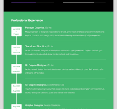 Clean Resume Template Free 1 Page Download Mr.resume - One Resume ...