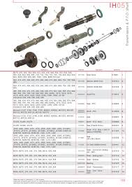 case ih catalogue transmission pto page 109 sparex parts s 73932 case ih catalogue ih05 103
