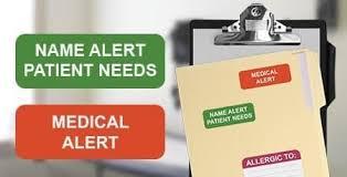 Medical Chart Labels Color Coded Labels Sheetlabels Com