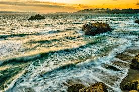 Shore Sea Wind Wave Beach Free Commercial Clipart Shore Sea Wind