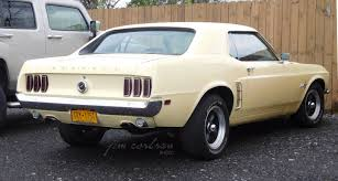 of WNY - 1969 Ford Mustang