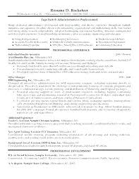 Professional Profile In Resumes Resume Profile Example Sample Profile On Resume Personal Profile