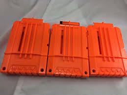 Nerf Magazine Holder Lot 100 Nerf 100 Max Dart Clip Holder Magazine eBay 90