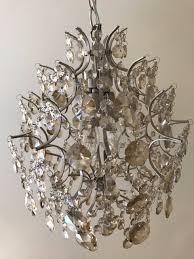 john lewis baroque crystal chandelier
