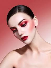 marsala toronto makeup artist bridal makeup editorial