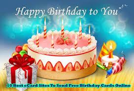 10 Best Ecard Sites To Send Free Birthday Cards Online