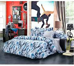 blue camo bedding sets newest blue camouflage cool bedding sets queen full size for boys reversible blue camo bedding