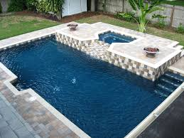 Interesting Rectangular Pool Designs With Spa This Pin And More On Our Intended Decorating
