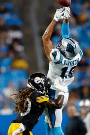 There's another panthers rookie wr that also deserves some. Hb8fshmkrnfum