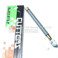 glass cutting oil tool for cutting tile carbide glass cutter tile cutter oil feed with metal