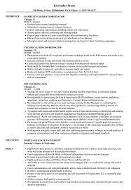 Bid Coordinator Resume Samples Velvet Jobs