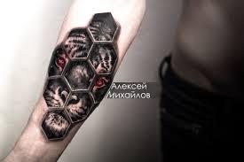 пин от пользователя Tattoo Realistic Tattoo Artist Alexei